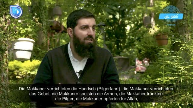 Wonach kann eine Gesellschaft eine 'islamische' -oder eine 'Kufr-Gesellschaft' benannt werden? - Schaikh Ebu Hanzala