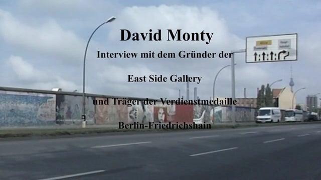 Dave Monty im Gespräch