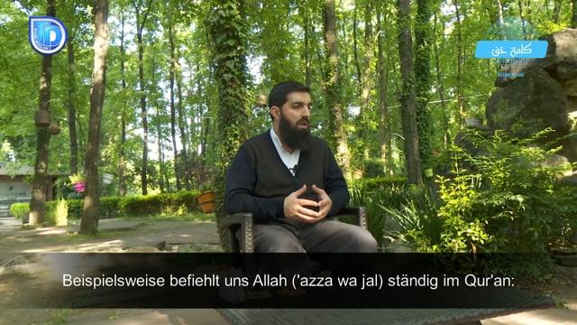 Welchen Stellenwert hat die Sunnah in der Religion? - Schaikh Ebu Hanzala