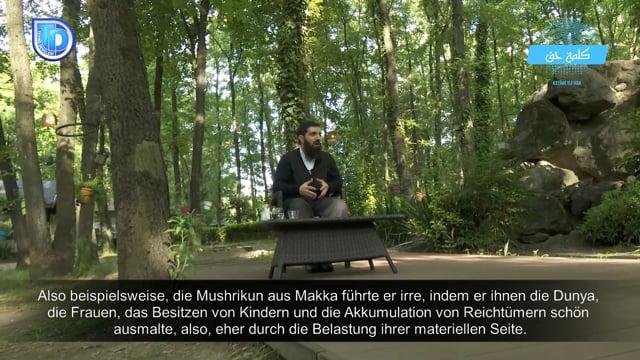 Was ist der Tasawwuf? Aus welchem Blickwinkel betrachtet der Islam den Tasawwuf? - Schaikh Ebu Hanzala