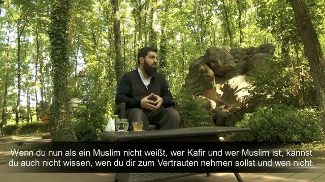 Welchen Platz nimmt der Takfir in der Religion ein? - Schaikh Ebu Hanzala