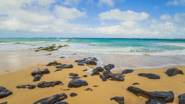 Baldwin Beach Park, Maui Hawaii