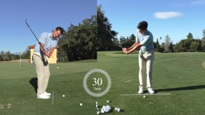 Stock Distances - Finesse Wedge