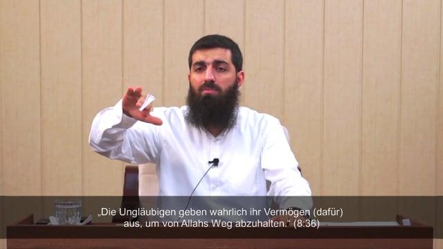 Ist es erlaubt, Accessoires mit Symbolen der Muschrikun zu verkaufen? - Schaikh Ebu Hanzala