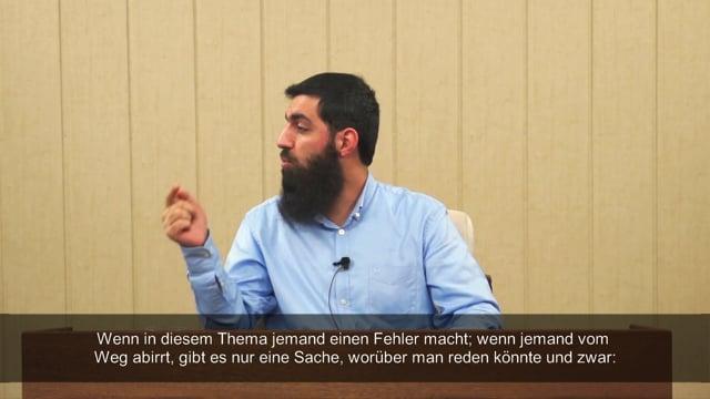 Welches System ist für die natürliche Veranlagung (Fitra) am adäquatesten? - Schaikh Ebu Hanzala