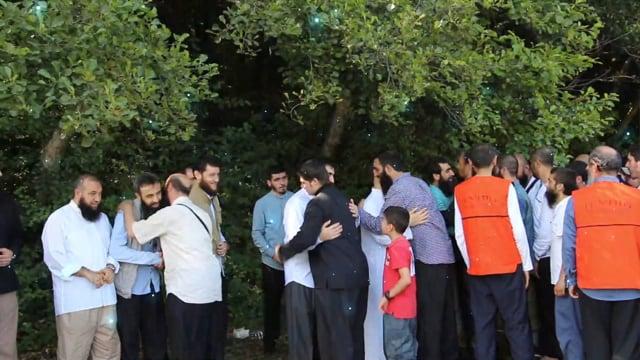 خطبة عيد الفطر ١٤٣٦- ٢٠١٥ م. | الشيخ أبو حنظلة