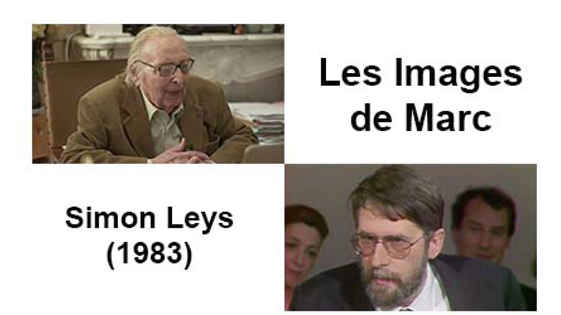 Simon Leys (1983)