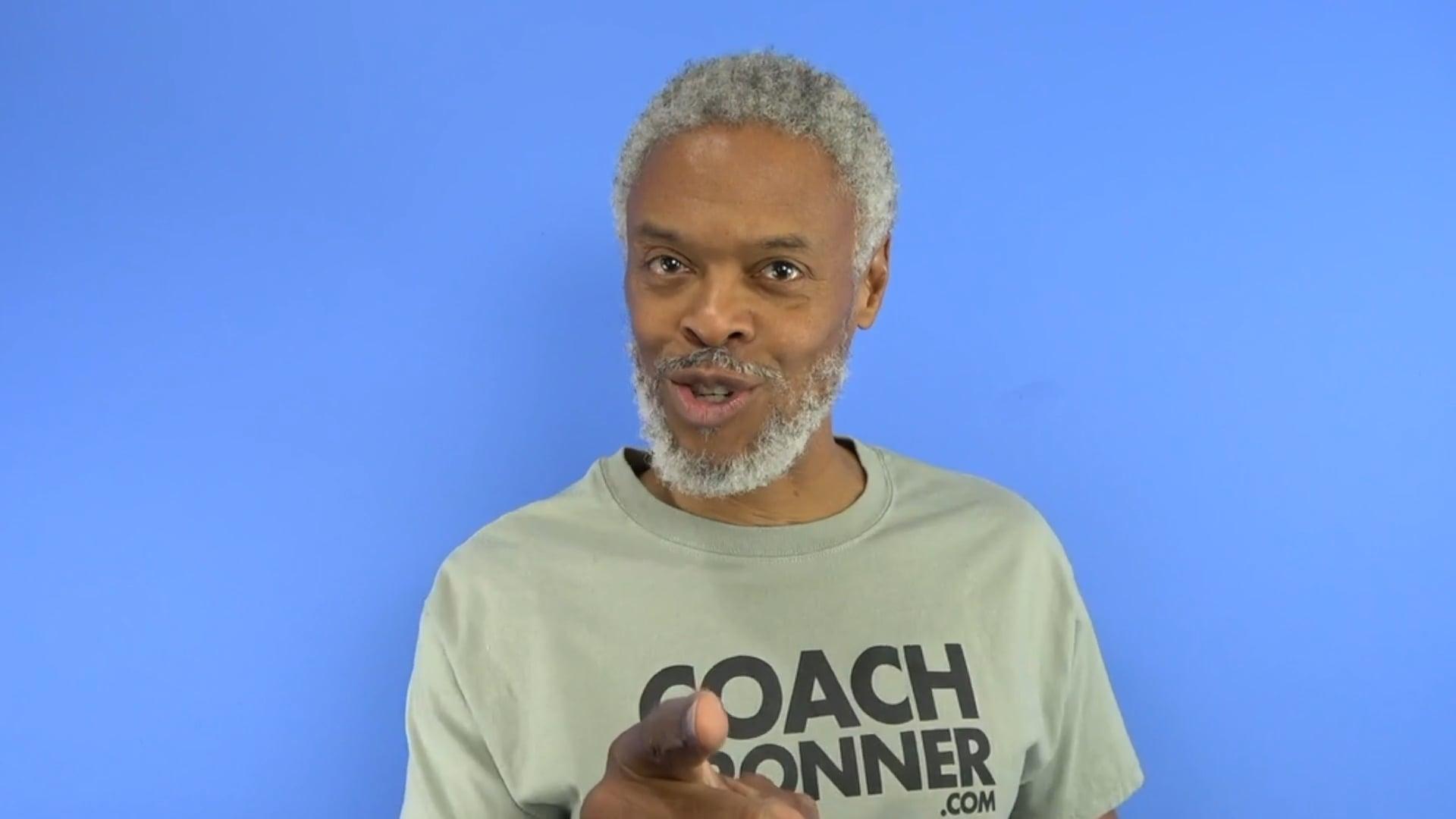 Coach Bronner Promo