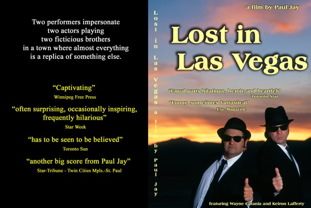 Lost in Las Vegas - a film by Paul Jay