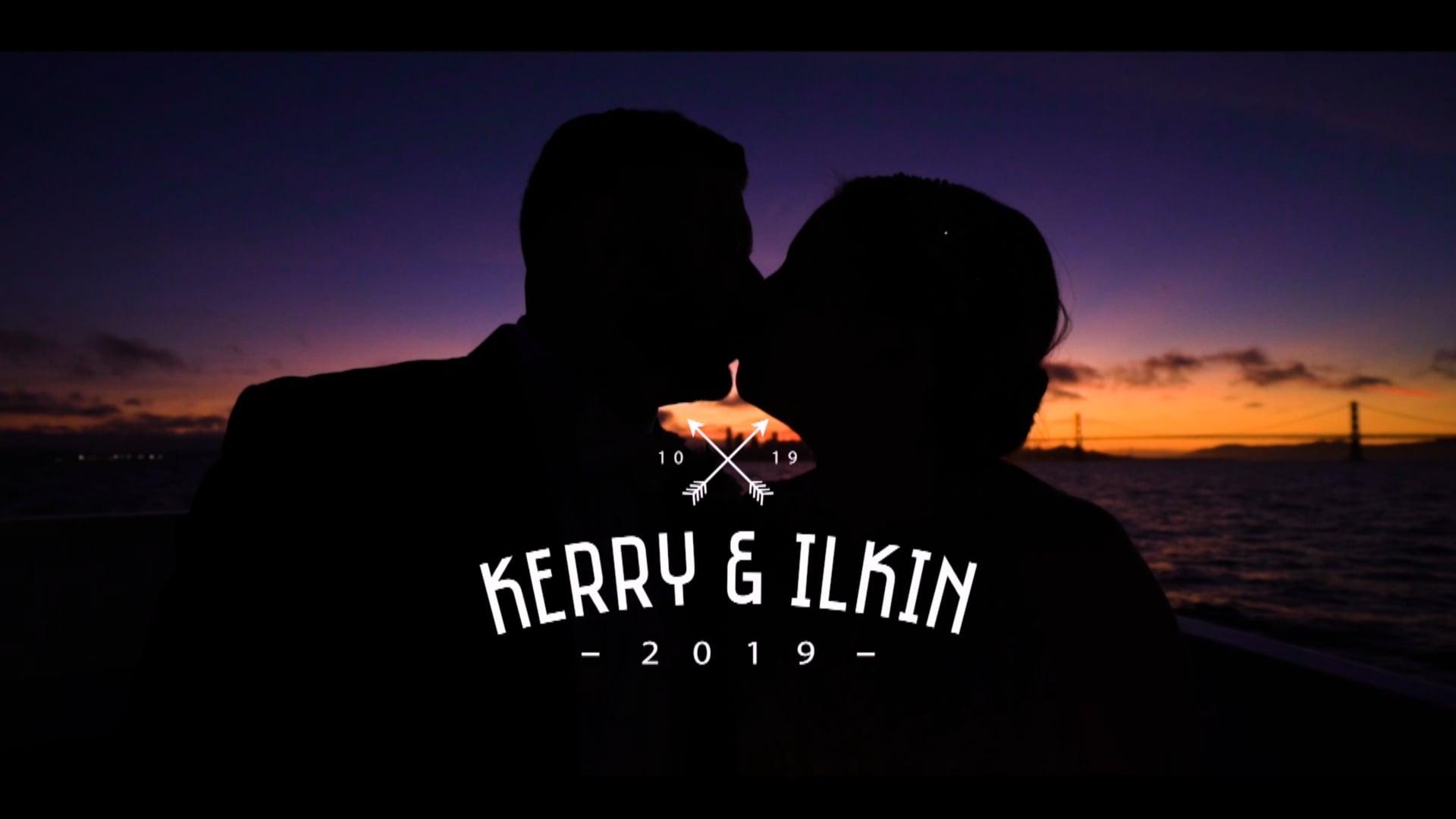 Yatch Wedding, San Francisco   Wedding Video // Kerry & Ilkin
