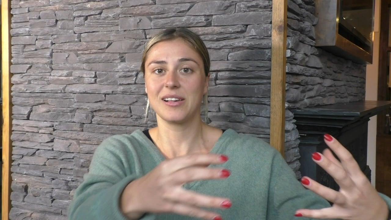 Sanne Simonis, Personal Trainer