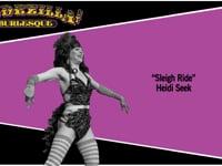 Heidi Seek – Sleigh Ride