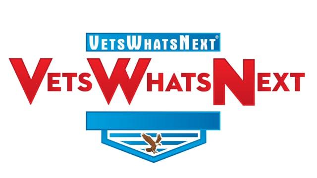 VetsWhatsNext - Original Logo Design by Idora Caldwell