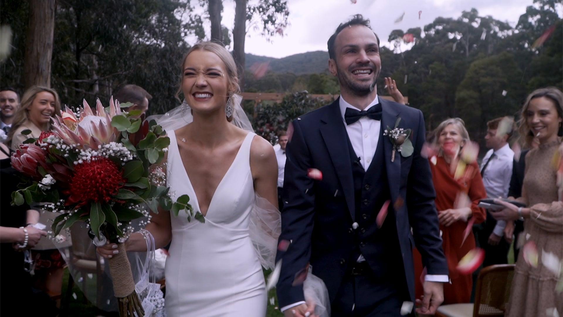 Jon & Kelly Wedding Highlights