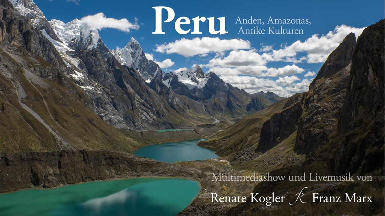 Peru - Multimediashow - Trailer