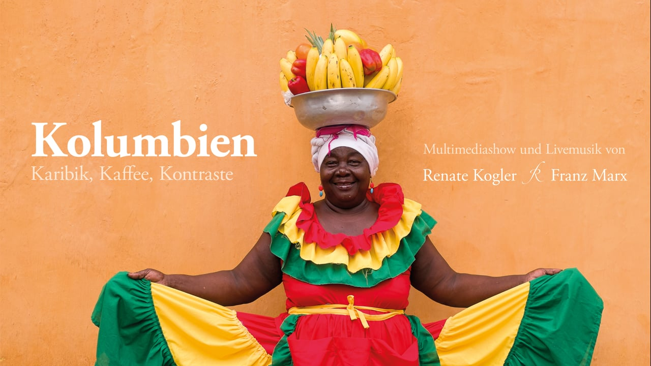 Kolumbien - Multimediashow - Trailer