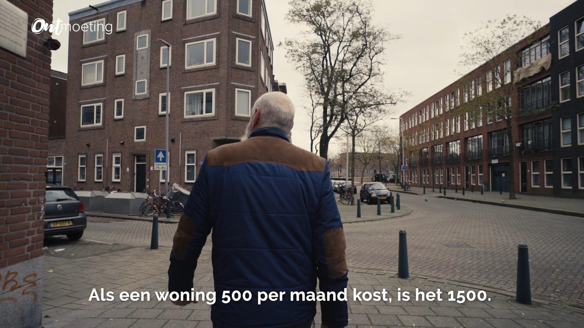 Ontmoeting - Pieter is van de straat