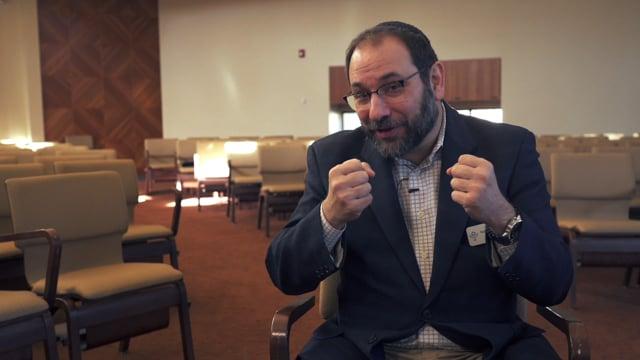 JOTV. Rabbi Kosak on Cascadia Clusters and Houselessness