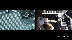 Połączenia MIDI z Maschine