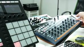 Ustawienia MIDI dla zestawów perkusyjnych