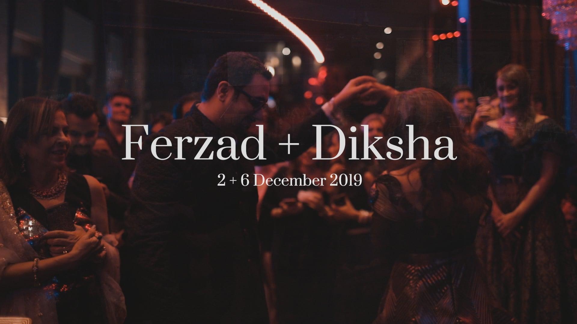Ferzad + Diksha