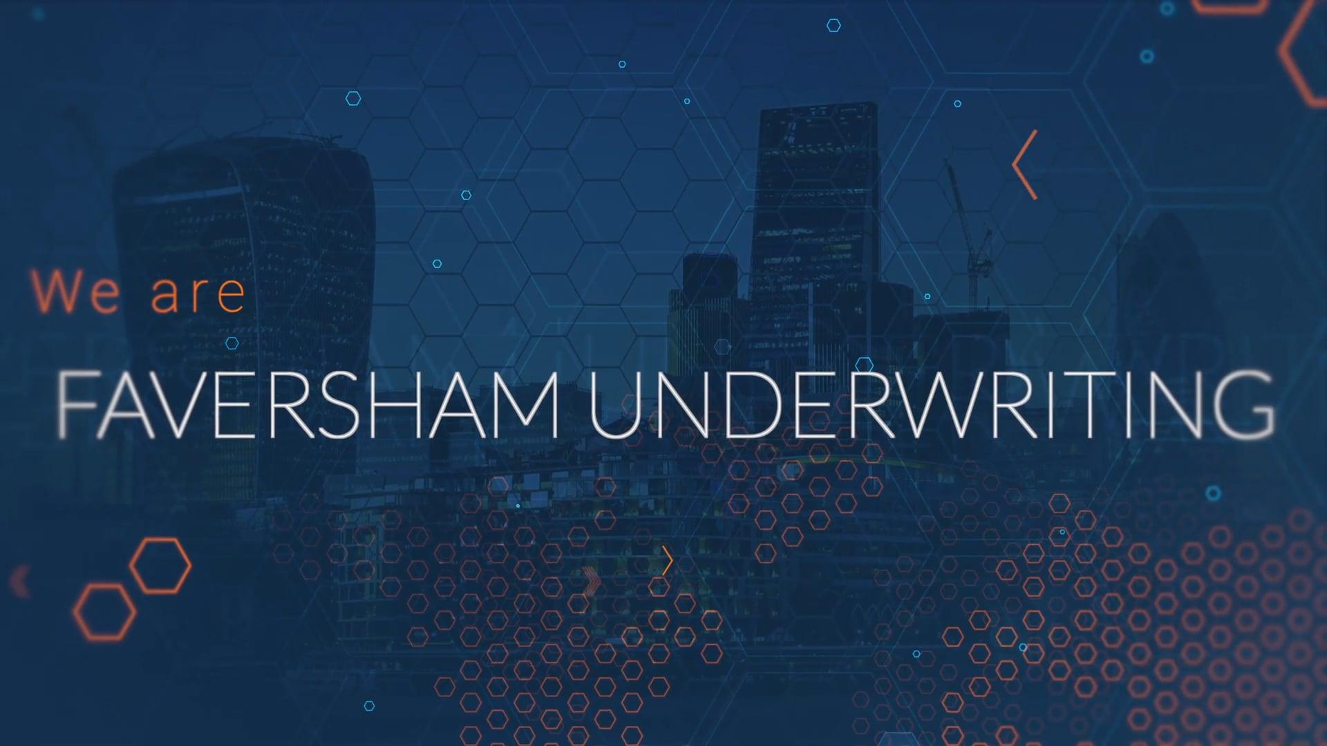 Faversham Underwriting Corporate Explainer