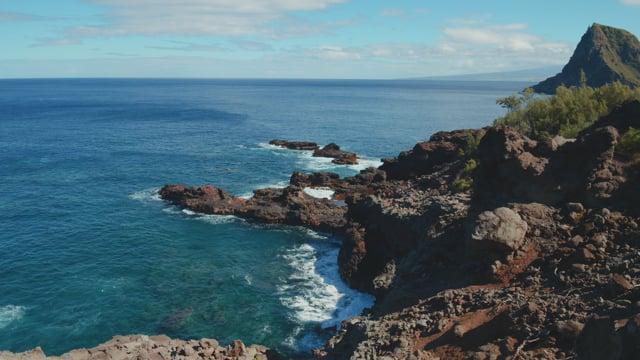 Olivine Pools, Maui, Hawaii, USA