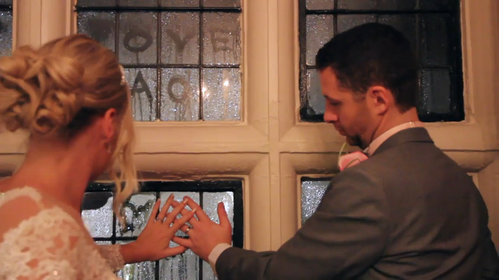 Claire & Andy's Wedding Preview