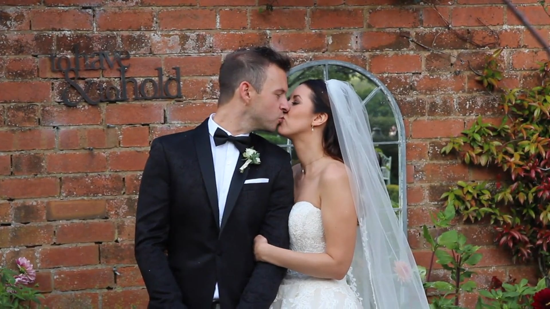 Kayleigh & Liam's Wedding Preview