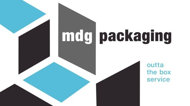 Matthew Gabay Packaging - Original Logo Design by Kimberly Lowe (tlgokc.com)