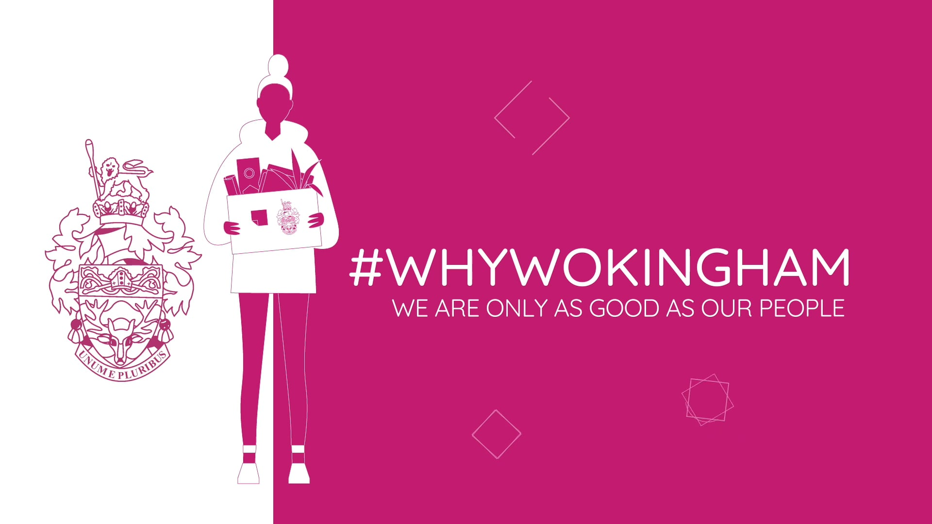 #WHYWOKINGHAM INFOGRAPHIC VIDEO
