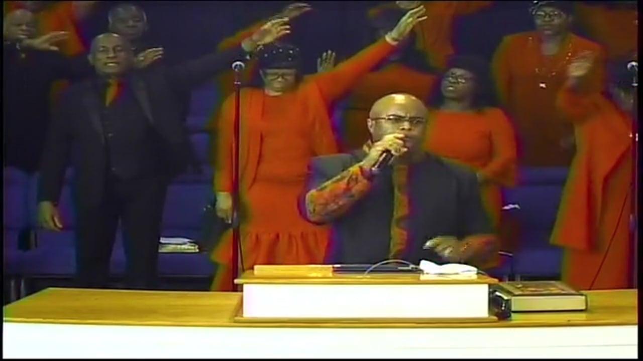 12-22-19, Bishop Aggrey Scott, God Is Still With Us