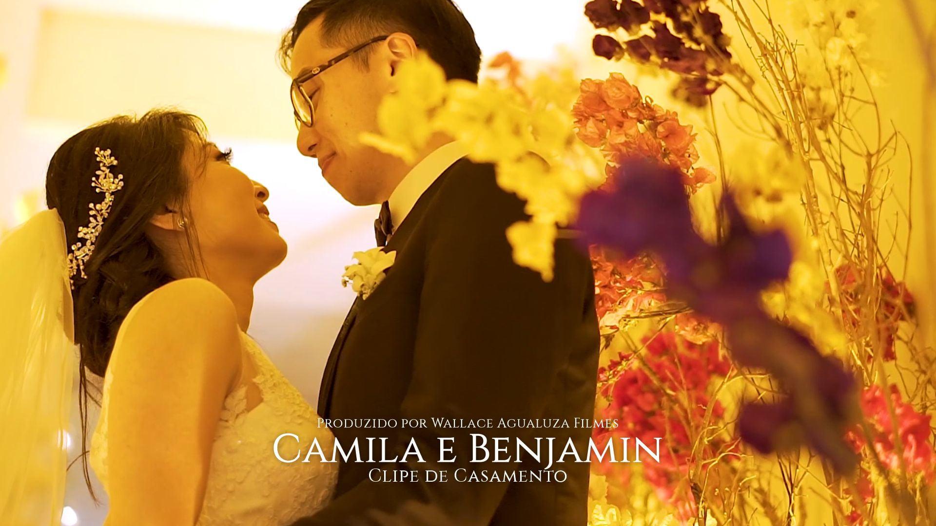 Camila e Benjamin | Clipe de Casamento