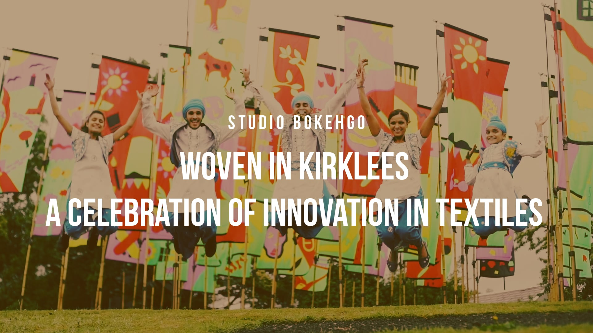 Woven in Kirklees - A Celebration of Innovation in Textiles