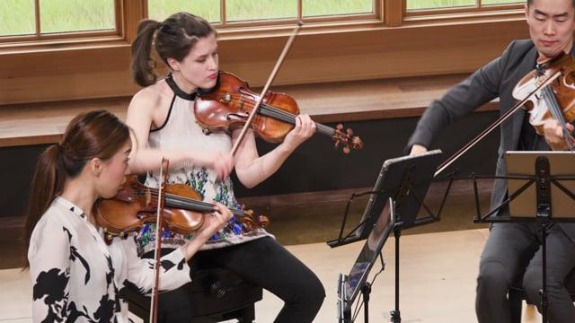 Rolston String Quartet: Debussy: String Quartet in G Minor, Op. 10, Animé et très décidé