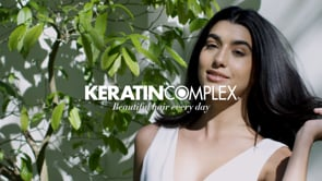 Introducing Keratin Volume Shampoo and Conditioner by Keratin Complex.