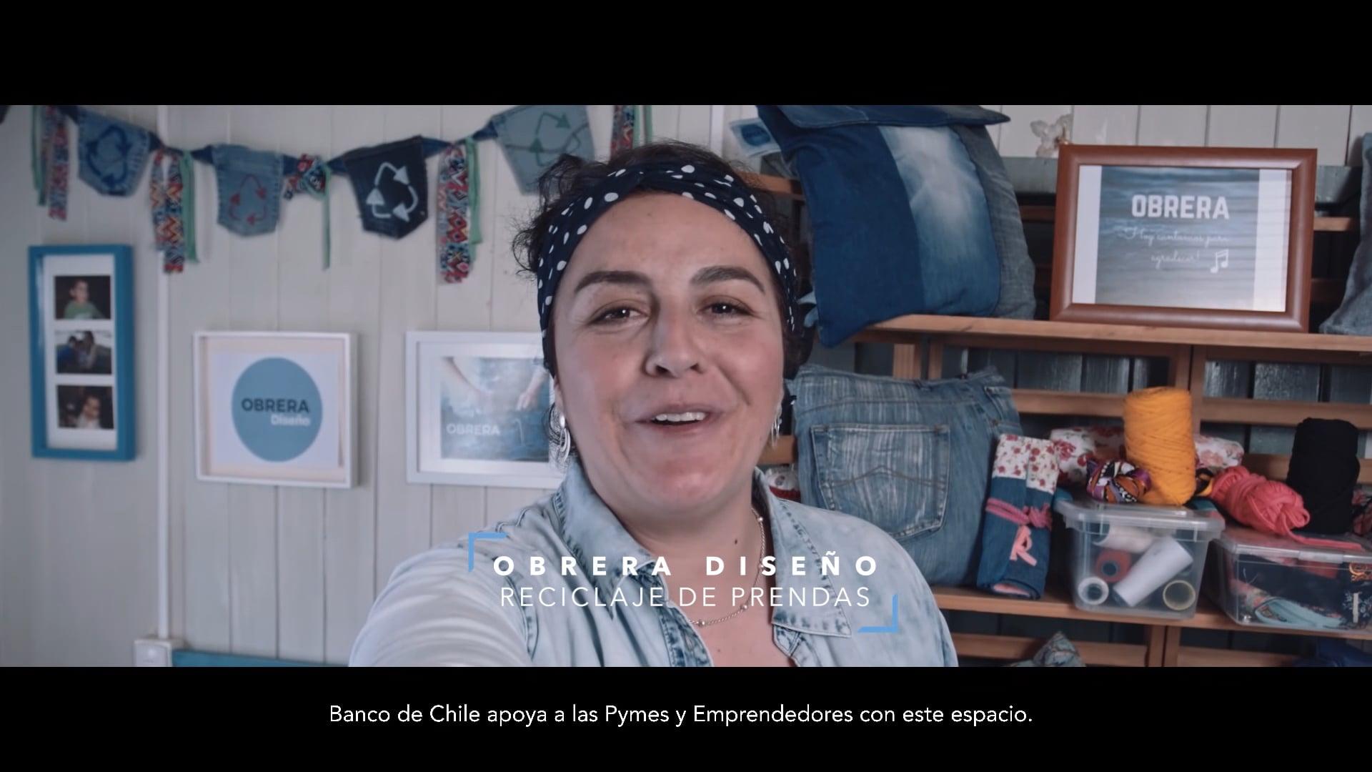 BANCO DE CHILE PYMES OBRERA MEGA