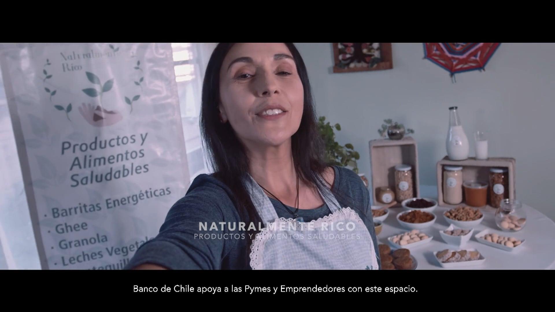 BAMCO DE CHILE PYMES NATURALMENTE RICO MEGA