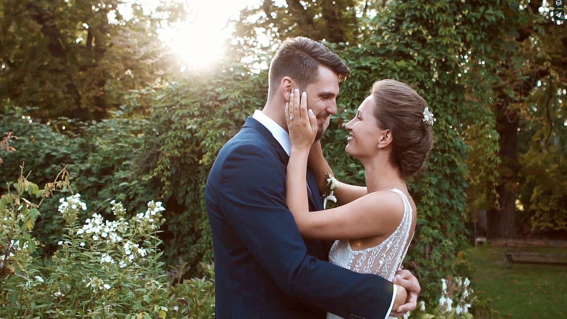 Svatební den: Lucie a Petr / Chateau Třebešice