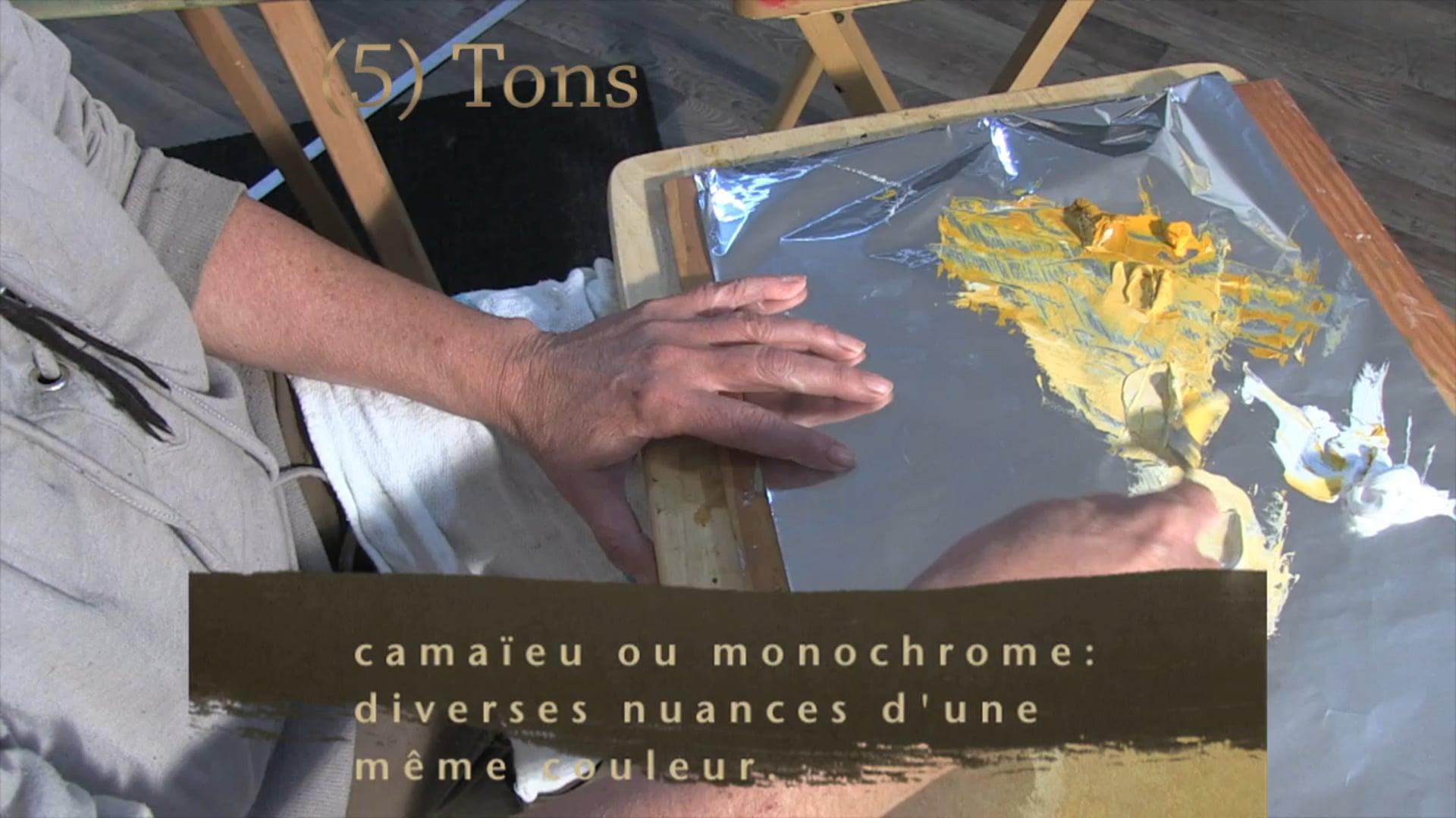 Larose Artiste Peintre: technique classique en peinture à l'huile.