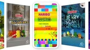 HARIBO: Chewy Channel Case Study