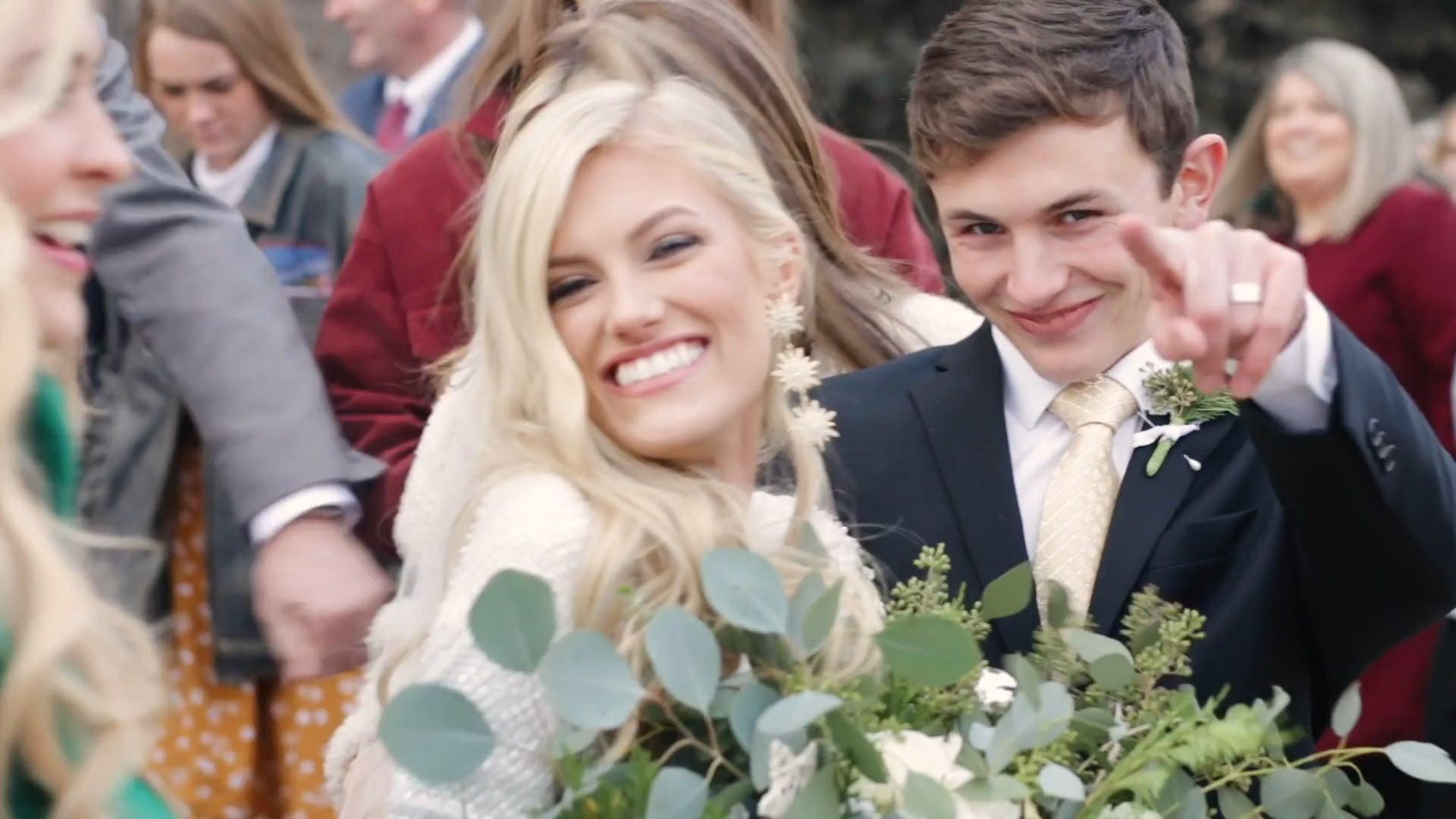 Nathan + Tory Wedding Highlight