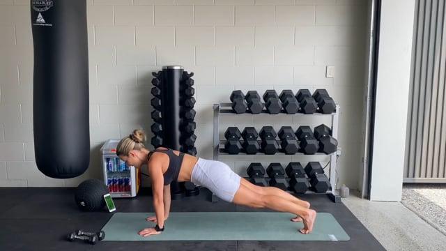 30min tricep workout