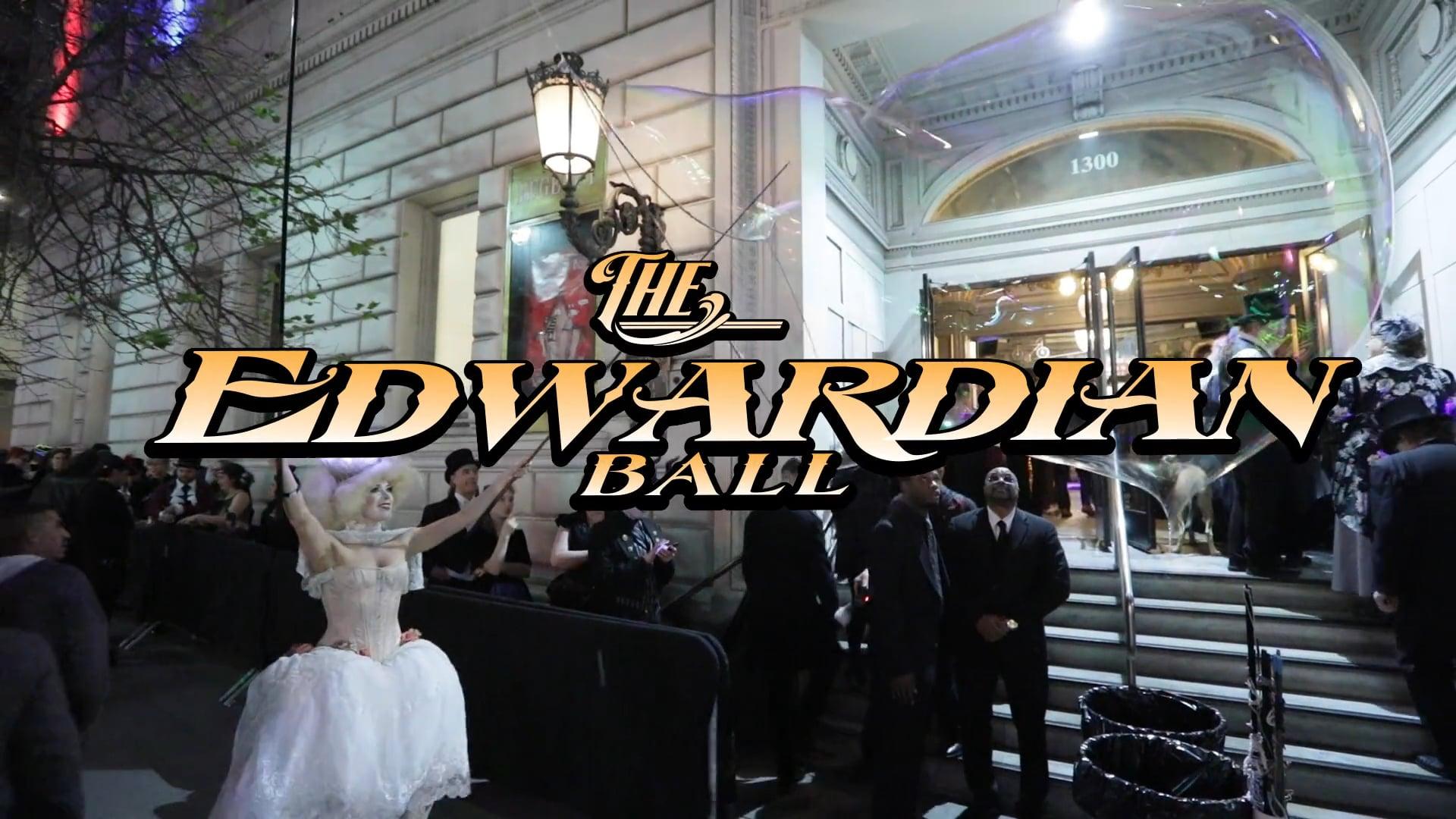 The Edwardian Ball & World's Faire 2019