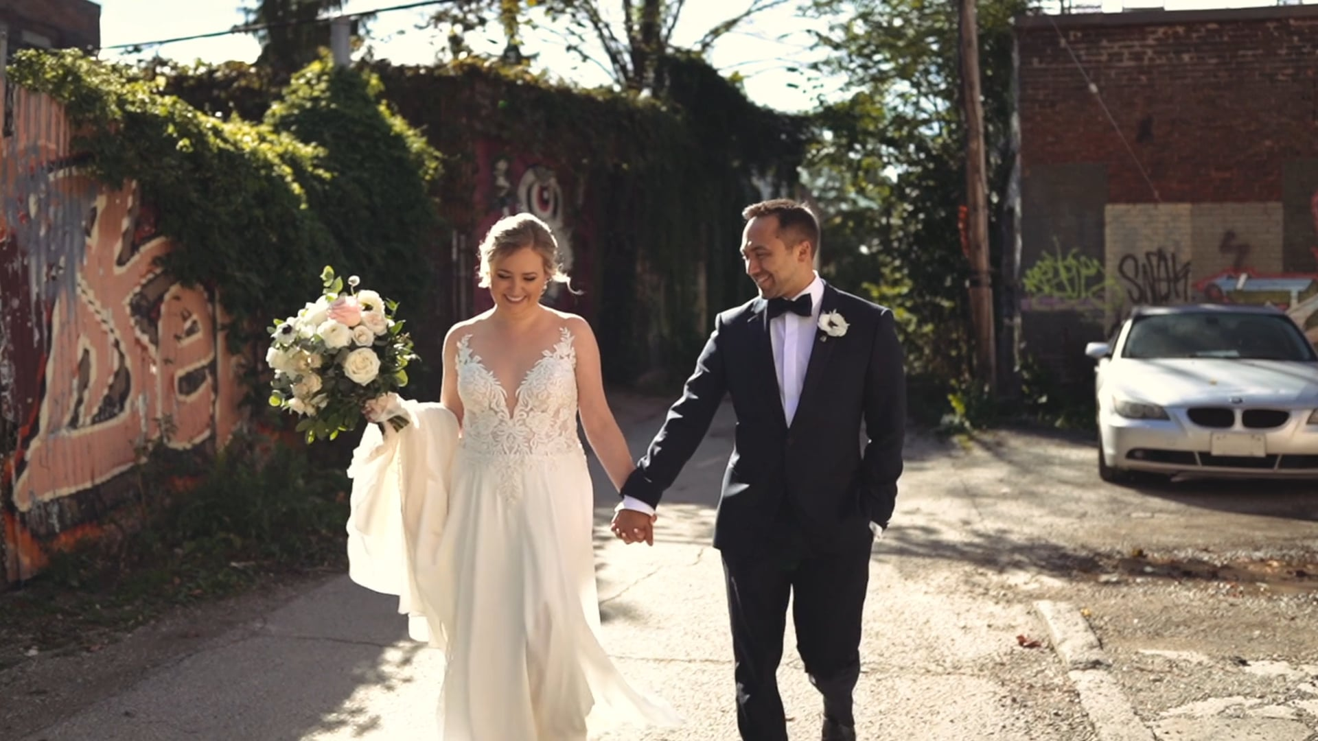 Gillian & Jon | Wedding Film