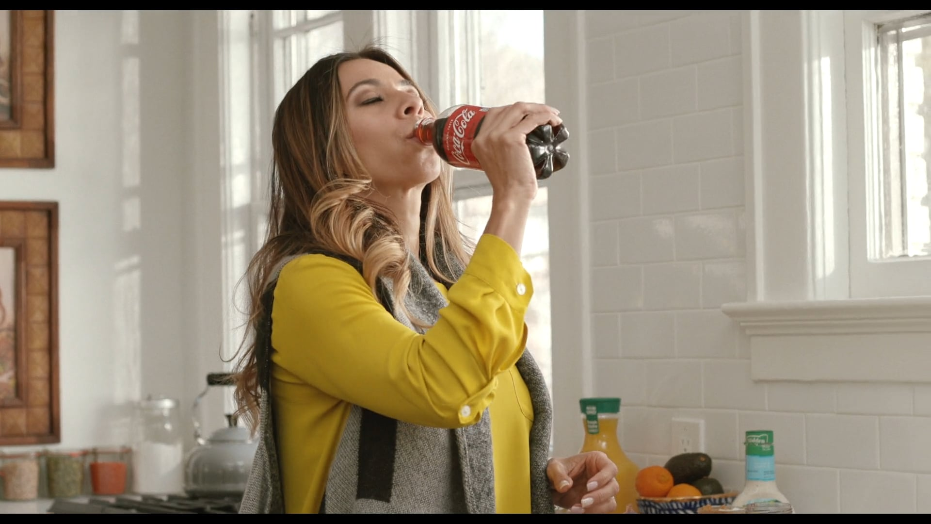 """""""Coca-Cola Give"""" 1 Min. Commercial"""