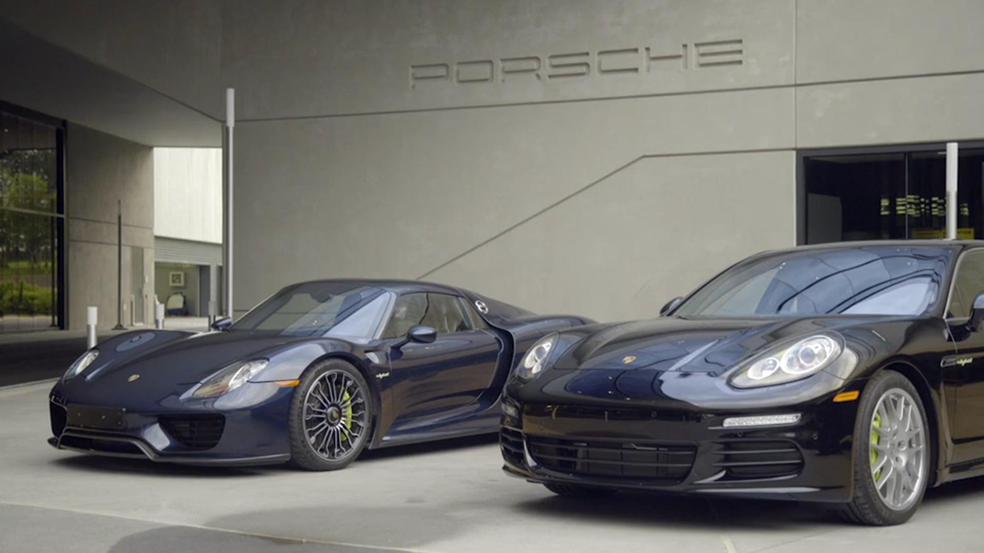 Porsche PEC Delivery Experience 90 Sec Spot