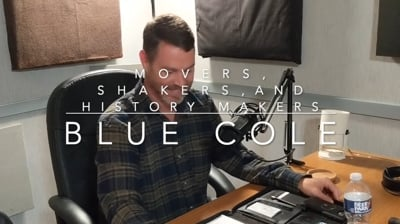 Movers, Shakers, and History Makers: Blue Cole