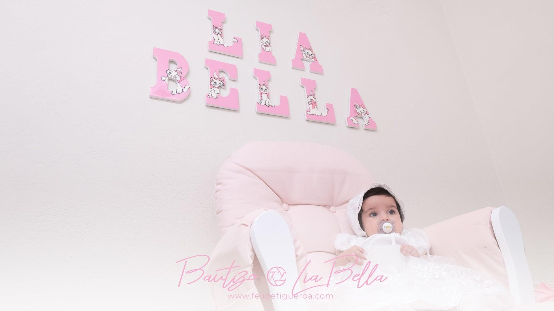 Bautizo Lia Bella