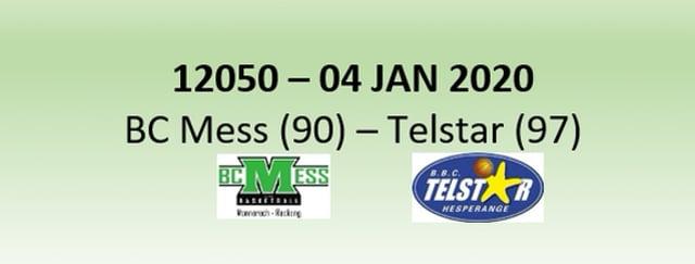 N2H 12050 BC Mess (90) - Telstar Hesperange (97) 04/01/2020